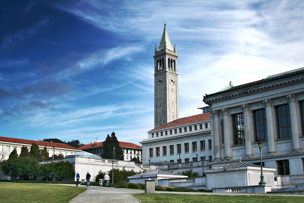 U.C. Berkeley Campus. Foto: https://www.law.berkeley.edu.